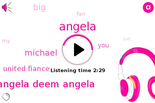 Fiance Angela Deem Angela,Angela,United Fiance,Michael