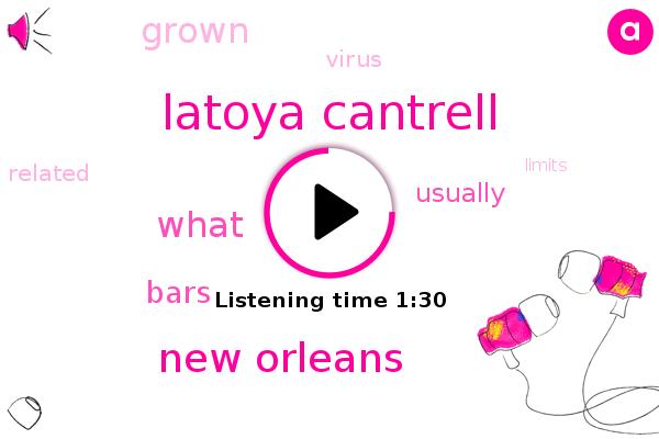New Orleans,Latoya Cantrell
