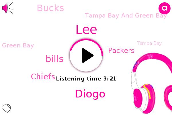 Tampa Bay And Green Bay,Chiefs,Green Bay,Tampa Bay,LEE,Diogo,Bills,Packers,Bucks