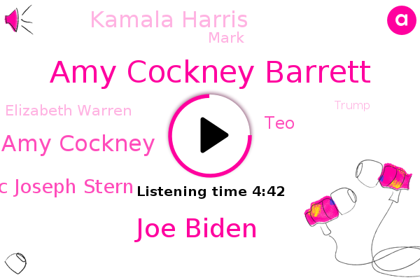 Supreme Court,Amy Cockney Barrett,Joe Biden,Amy Cockney,Congress,Marc Joseph Stern,President Trump,TEO,Democratic Party,Senate,FDR,Kamala Harris,Mark,Elizabeth Warren,GOP,Donald Trump,America,Merrick,Garland