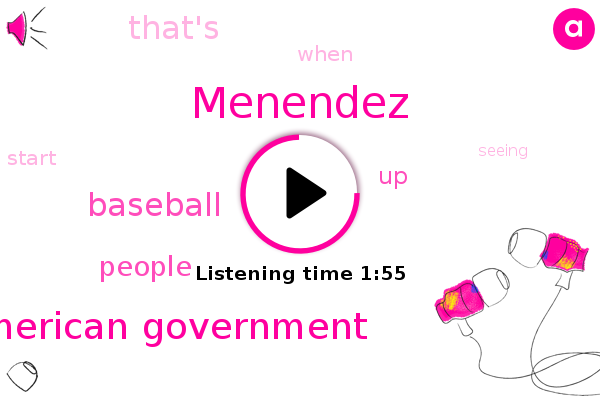 Menendez,Baseball,American Government