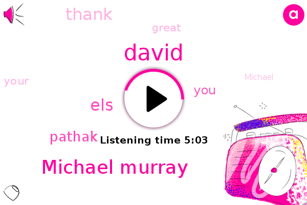 Michael Murray,ELS,David,Pathak