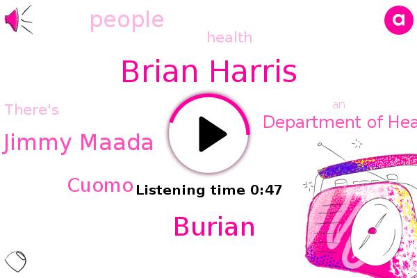Brian Harris,Department Of Health,Burian,Mayor Jimmy Maada,Cuomo