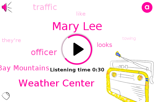Kcbs,North Bay Mountains,Mary Lee,Officer,Weather Center