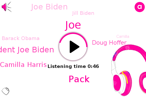 Listen: Former President Obama 'could not be prouder' of Joe Biden and Kamala Harris