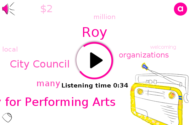 Sorority For Performing Arts,ROY,City Council
