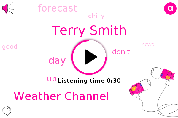 Terry Smith,Weather Channel