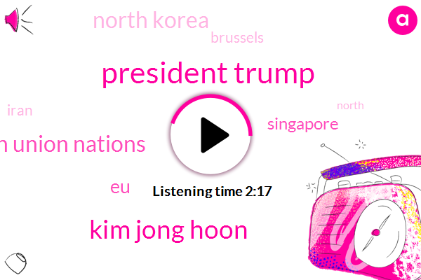 Twitter,Subaru,Maryland,Boston,Frederica Mug Arini,Kim Jong,Singapore,CBS,President Trump,Marcus Wbz,Iran,EU,Brussels,North Korea,Ben Tracy