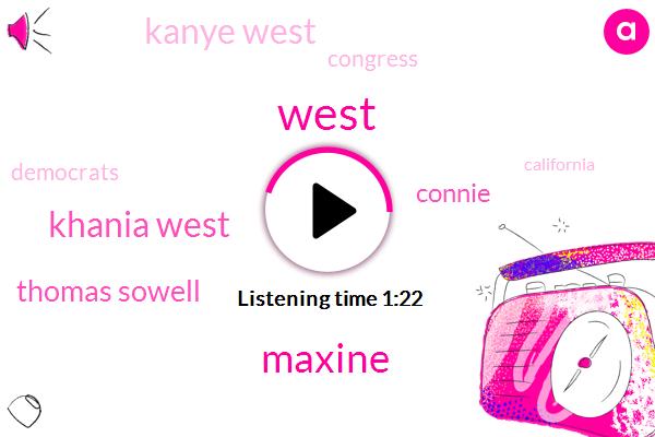 Connie,Representative,California,Thomas Sowell,Conde,Congress,Kanye West