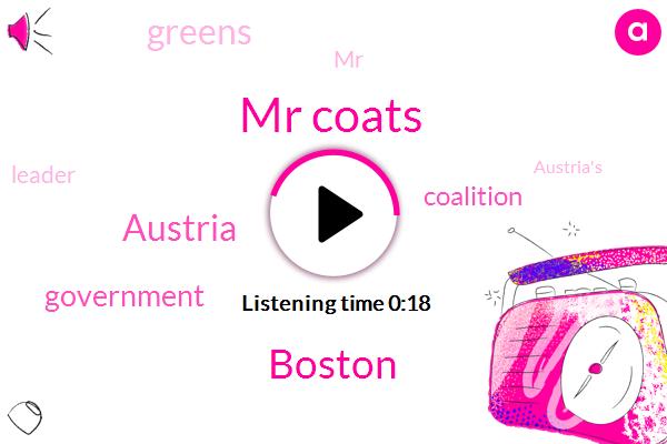 Austria,Mr Coats,Boston
