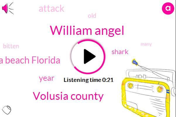Volusia County,William Angel,Smyrna Beach Florida,Forty Nine Year,Eighteen Year