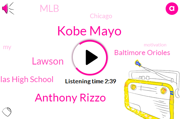 Listen: Baltimore Orioles draft pick Coby Mayo survived the Parkland school shooting. He plays to honor those who didn't.
