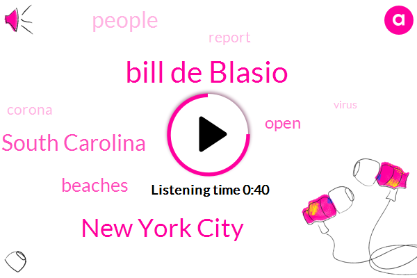 Bill De Blasio,New York City,South Carolina