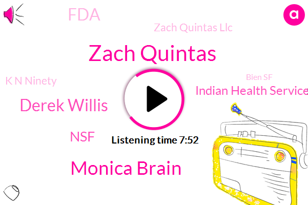 Indian Health Service,Zach Quintas,Monica Brain,United States,America,FDA,Zach Quintas Llc,Gun Lake,NSF,K N Ninety,Covid,Chairman,Bien Sf,Vandalism,Derek Willis,Minneapolis,Michigan,Propublica