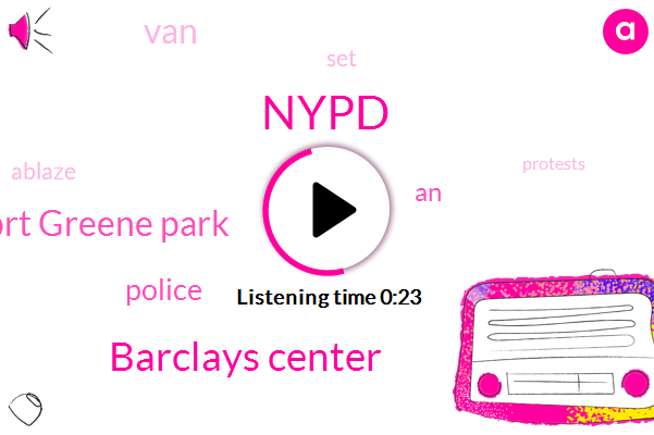 Barclays Center,ABC,Nypd,Fort Greene Park