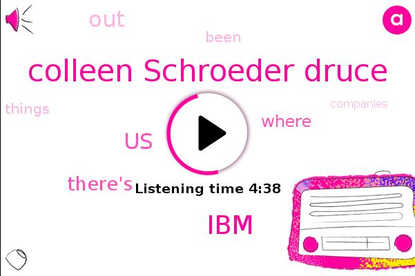 Colleen Schroeder Druce,IBM,United States