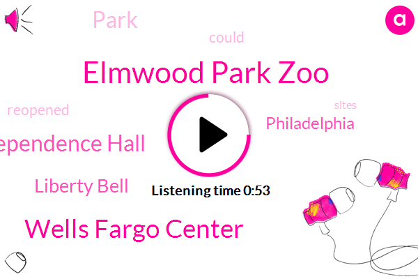 Elmwood Park Zoo,Wells Fargo Center,Independence Hall,Liberty Bell,Philadelphia