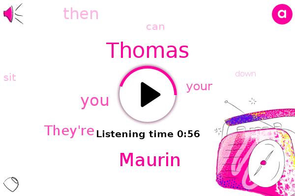 Thomas,Maurin