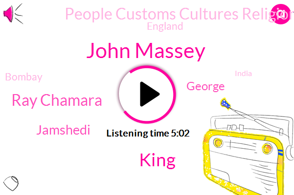 Bombay,John Massey,India,United States,People Customs Cultures Religions,England,Mathon Totta Lung,Irvine,Oxford,King,Ray Chamara,Tokyo,Japan,Baltimore,Jamshedi,George,Queen Victoria,Germany,Mambi