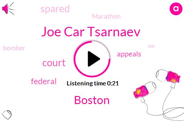Joe Car Tsarnaev,Boston