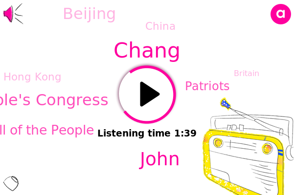Listen: China changes Hong Kong's election system