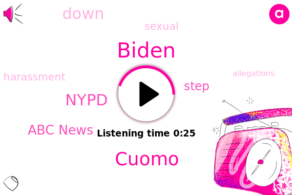Listen: Biden: New York Gov. Cuomo should resign if investigation confirms claims