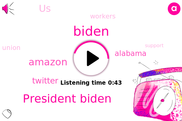 President Biden,Amazon,Alabama,Biden,Twitter,United States