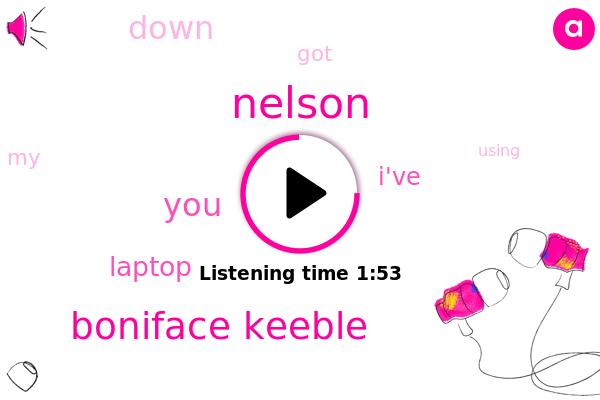 Boniface Keeble,Nelson