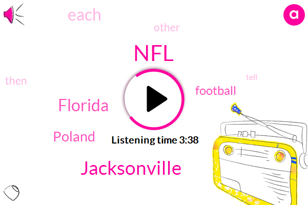 Jacksonville,Football,Florida,Poland,Connie,NFL,Two Hours
