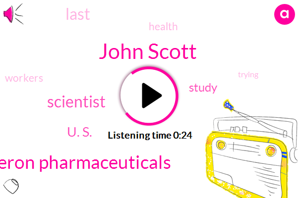 Regeneron Pharmaceuticals,Scientist,John Scott,U. S.