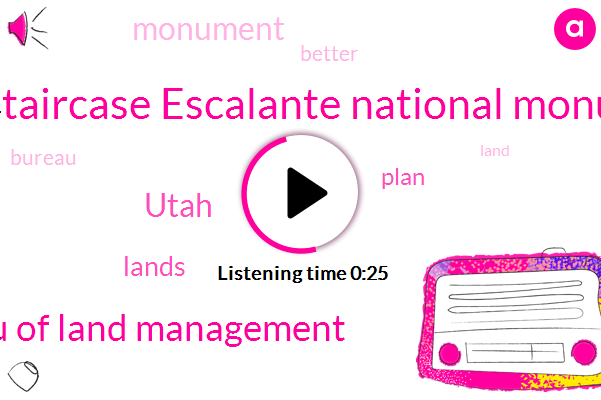 Listen: U.S. government issues final Utah monument plan