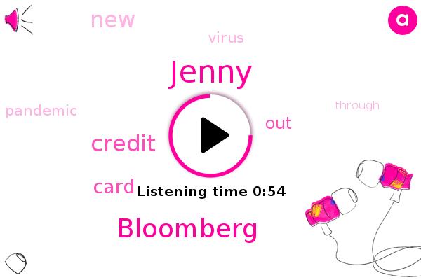 Bloomberg,Jenny