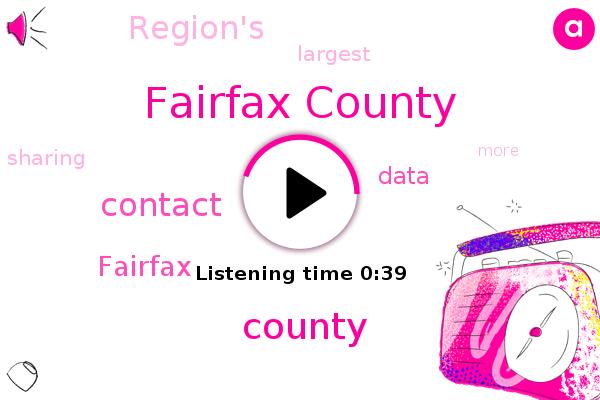 Listen: Washington, DC - New tool in Fairfax Co. fight against coronavirus