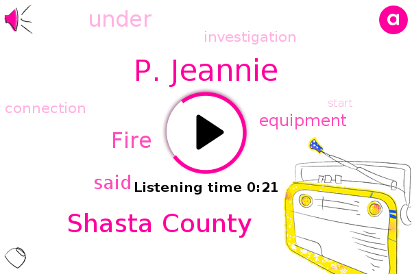 Shasta County,P. Jeannie