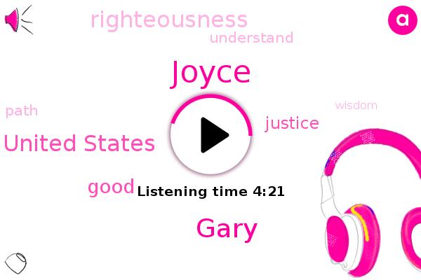 United States,Joyce,Gary
