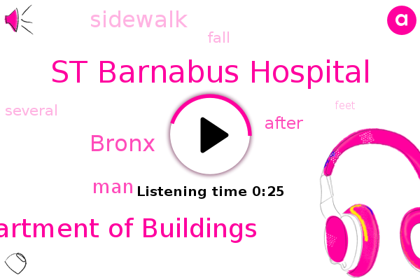 St Barnabus Hospital,Bronx,Department Of Buildings