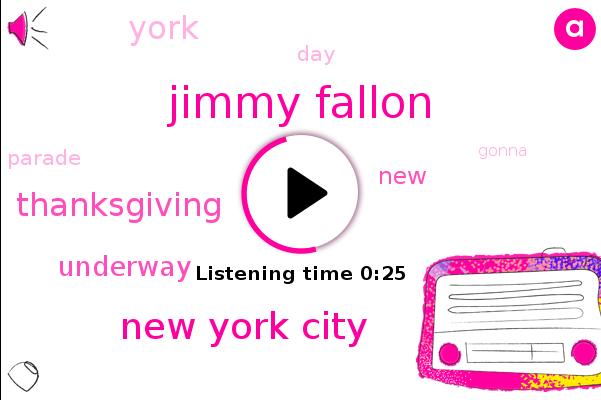 Jimmy Fallon,New York City