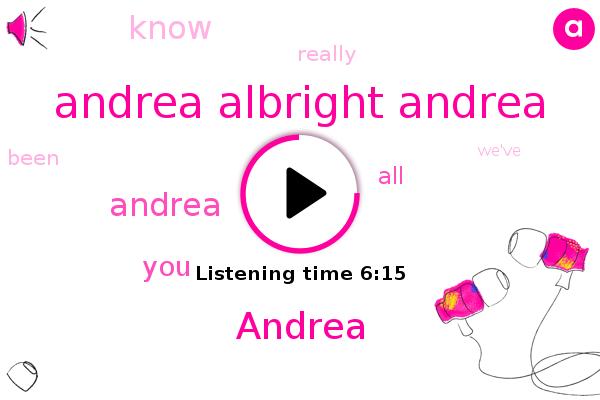 Andrea Albright Andrea,Andrea