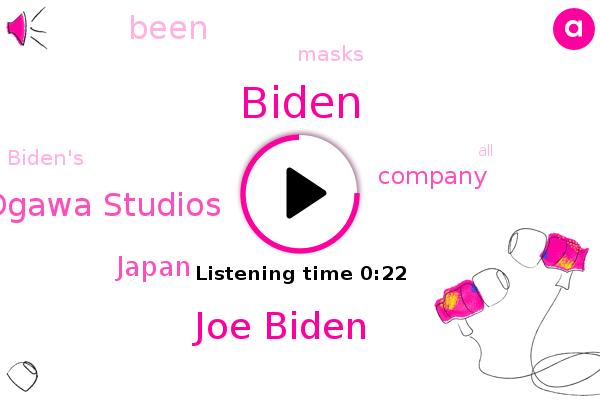 Ogawa Studios,Biden,Joe Biden,Japan