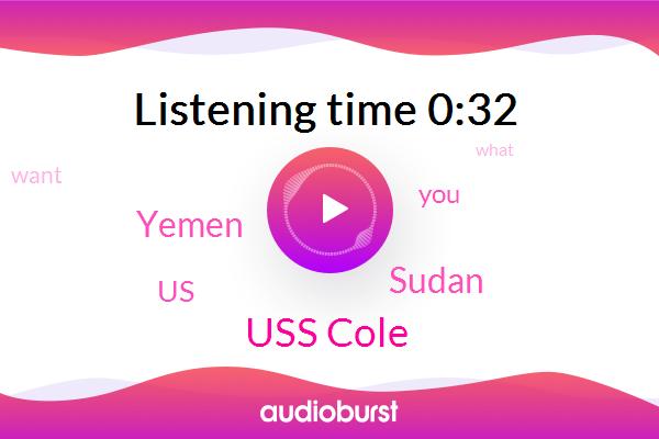Sudan,Uss Cole,Yemen,United States