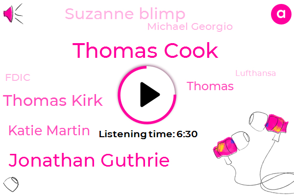 Listen: Thomas Cook explores potential sale