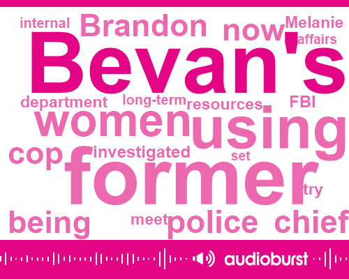 Melanie Bevan,FBI,Brinton,Officer,Marinez