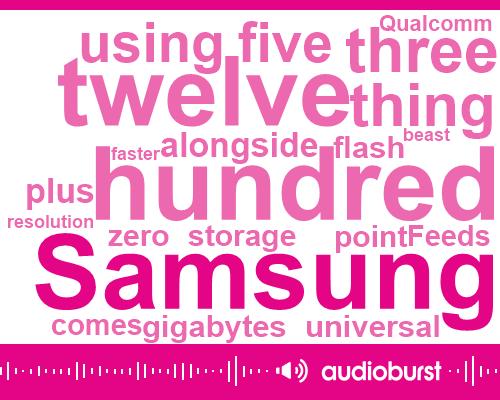 Samsung,Qualcomm,Microsoft,Four Thousand Three Hundred Eighty Mill,Twelve Gigabytes,Seven Nanometer,Five Years