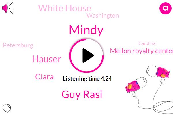 Mellon Royalty Center,Mindy,Guy Rasi,Washington,Petersburg,White House,Hauser,Carolina,Clara,DC