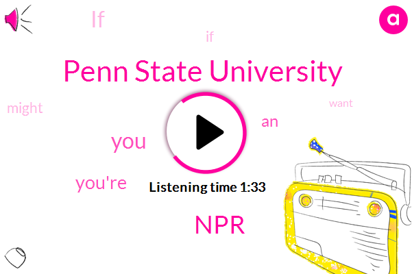 Penn State University,NPR