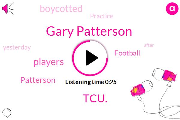 Gary Patterson,Tcu.