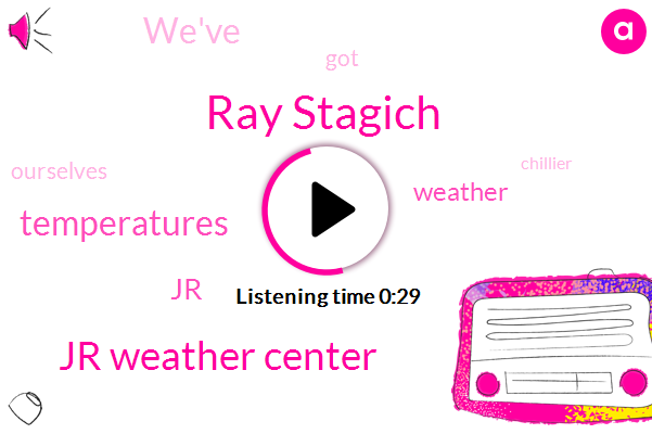 Jr Weather Center,Ray Stagich,Twenty Eight Degrees