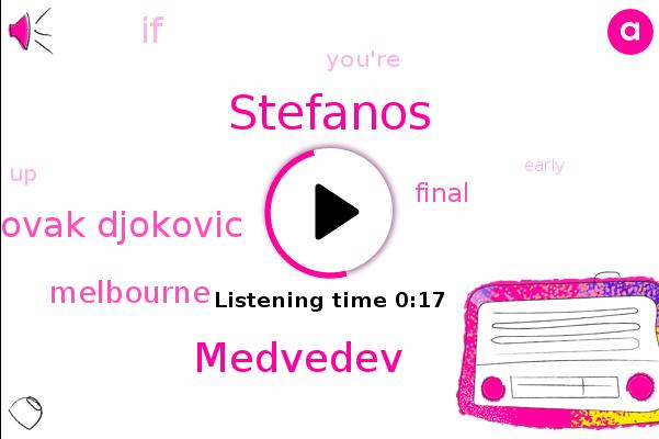Stefanos,Medvedev,Novak Djokovic,Melbourne