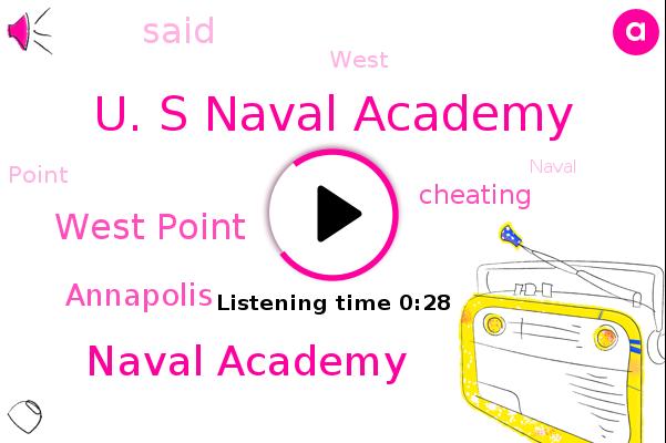 U. S Naval Academy,West Point,Annapolis,Naval Academy