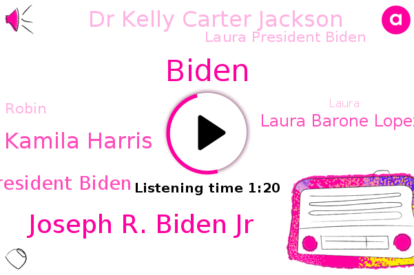 Joseph R. Biden Jr,Vice President Kamila Harris,President Biden,Laura Barone Lopez,Dr Kelly Carter Jackson,Gabon,Department Of Africana Studies,United States,Washington Post,Laura President Biden,Robin,Wellesley College,Laura,Abraham Lincoln,Kelly,Biden,Senate,Joe Biden